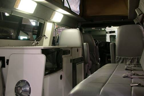 Sportsmobile Not Your Standard RV Part 6 Auto Ramblings
