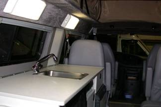 Auto ramblings get your auto news here blog archive sportsmobile not your standard rv - Van plan corian ...