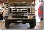 2008 Ford bumper