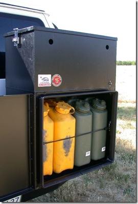 special fuel box