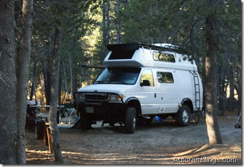 Rob and Ning's camp